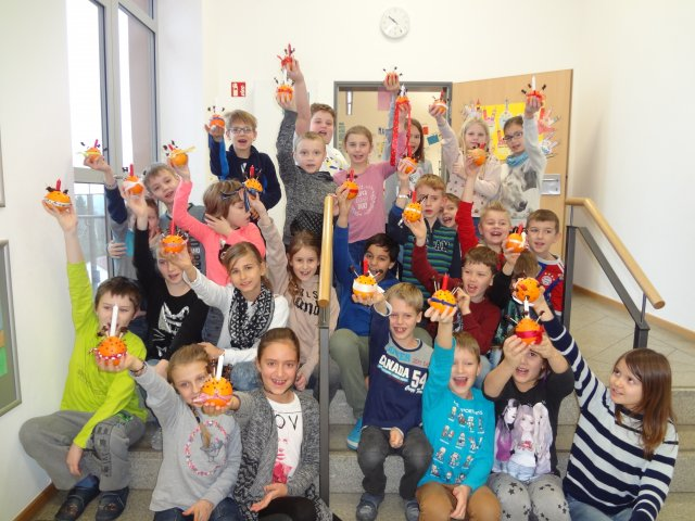 Unser Christingle